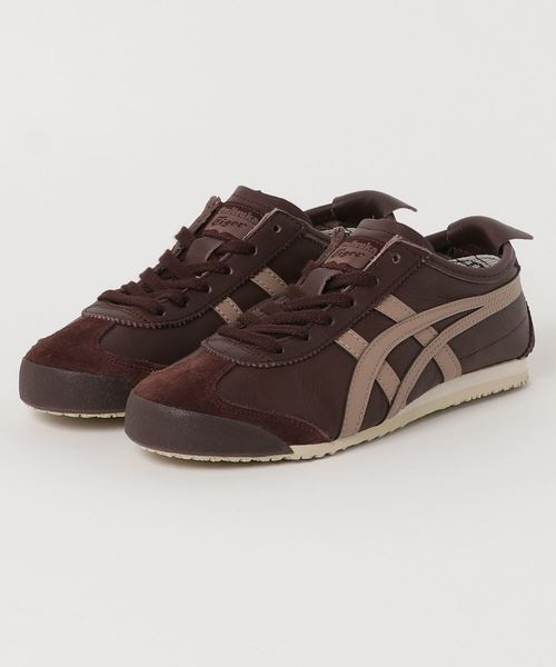 premium selection eb12a 4c5d8 ONITSUKA TIGER | Onitsuka Tiger / MEXICO 66 (COFFEE/TAUPE ...