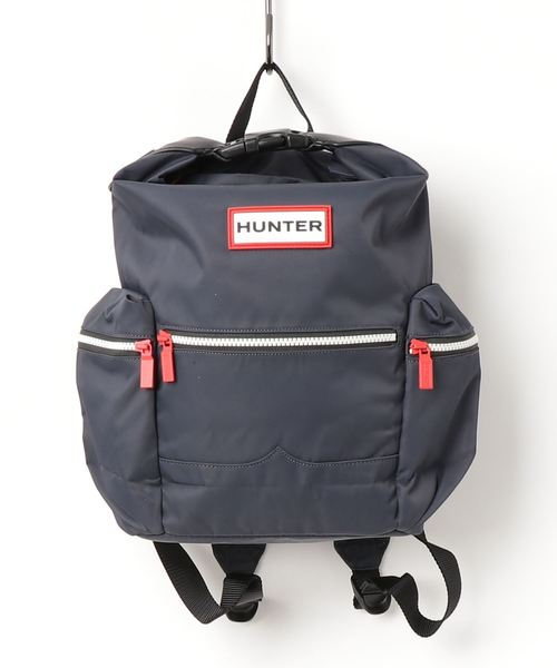 878b1fbef9b9 HUNTER / ORIGINAL MINI BACKPACK NYLON、ORG M TOPCLIP BACKPACK NYLON. by  HUNTER. Color : ブラック; Color : オリーブ; Color : ネイビー ...