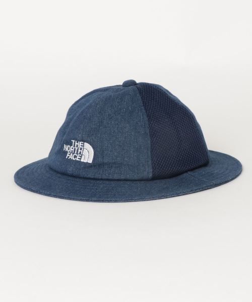 e9ba3a100f5b84 ... KID'S DENIM MESH HAT. by THE NORTH FACE. Color : ブルー; Color : ネイビー ...