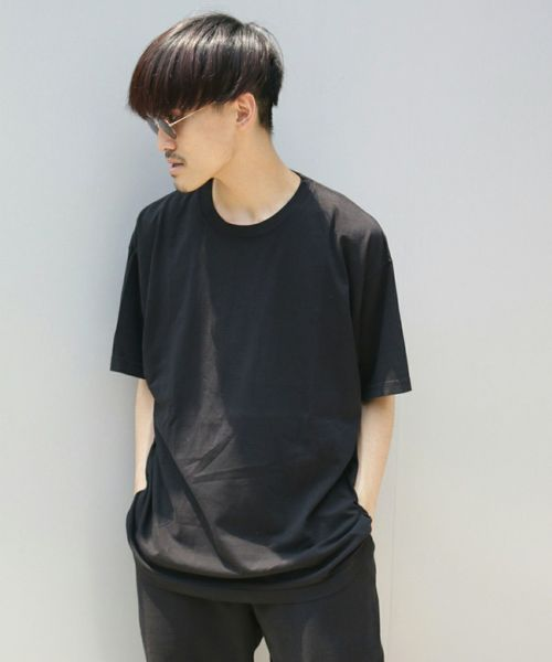 7e378206177399 LOS ANGELES APPAREL/ロサンゼルスアパレル/6.5oz CREW NECK TEE【UNISEX】. by GARDEN  TOKYO. Color : ピンク; Color : レッド; Color : ホワイト; Color : ブラック ...