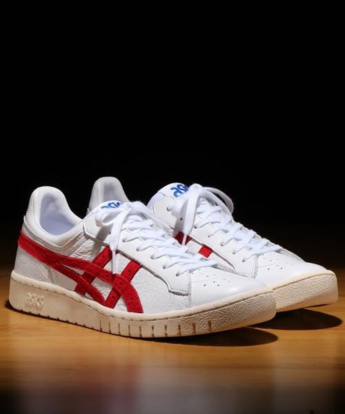 the best attitude 2a33c 7df45 ASICS TIGER | asics tiger GEL-PTG (WHITE/HAUTE RED) - Buyee ...