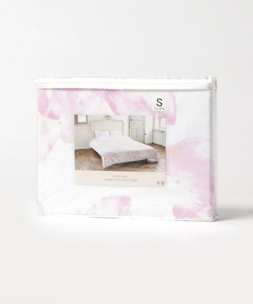 Grace Flowerベッド3点SETシングル