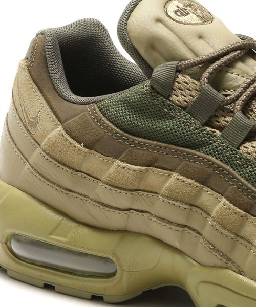 eeb178aa860dcb NIKE AIR MAX 95 PRM (NEUTRAL OLIVE NEUTRAL OLIVE-MEDIUM OLIVE) atmos  EXCLUSIVE SP . by NIKE. Color   ...