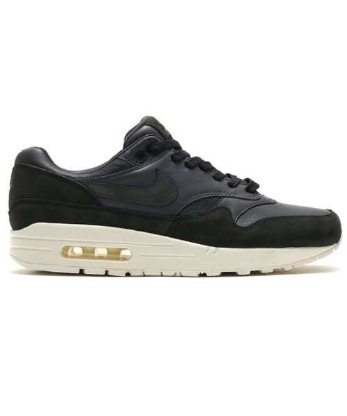 NIKE AIR MAX 1 PINNACLE (BLACK ANTHRACITE-DARK GREY-SAIL) SP . by NIKE.  Color   ... 81a1664e2