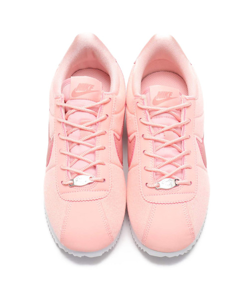 25ff5be3a735b NIKE CORTEZ BASIC TXT SE (GS) (STORM PINK RUST PINK-WHITE) EXCLUSIVE SP .  by NIKE. Color   ...